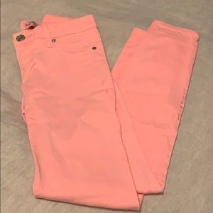 Express Jeans low rose size two
